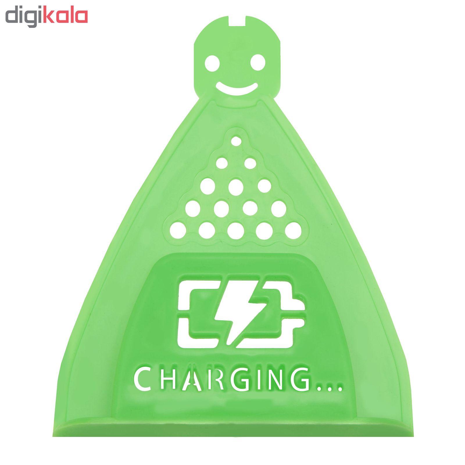 پایه نگهدارنده شارژر موبایل مدل Hng 0229 main 1 4