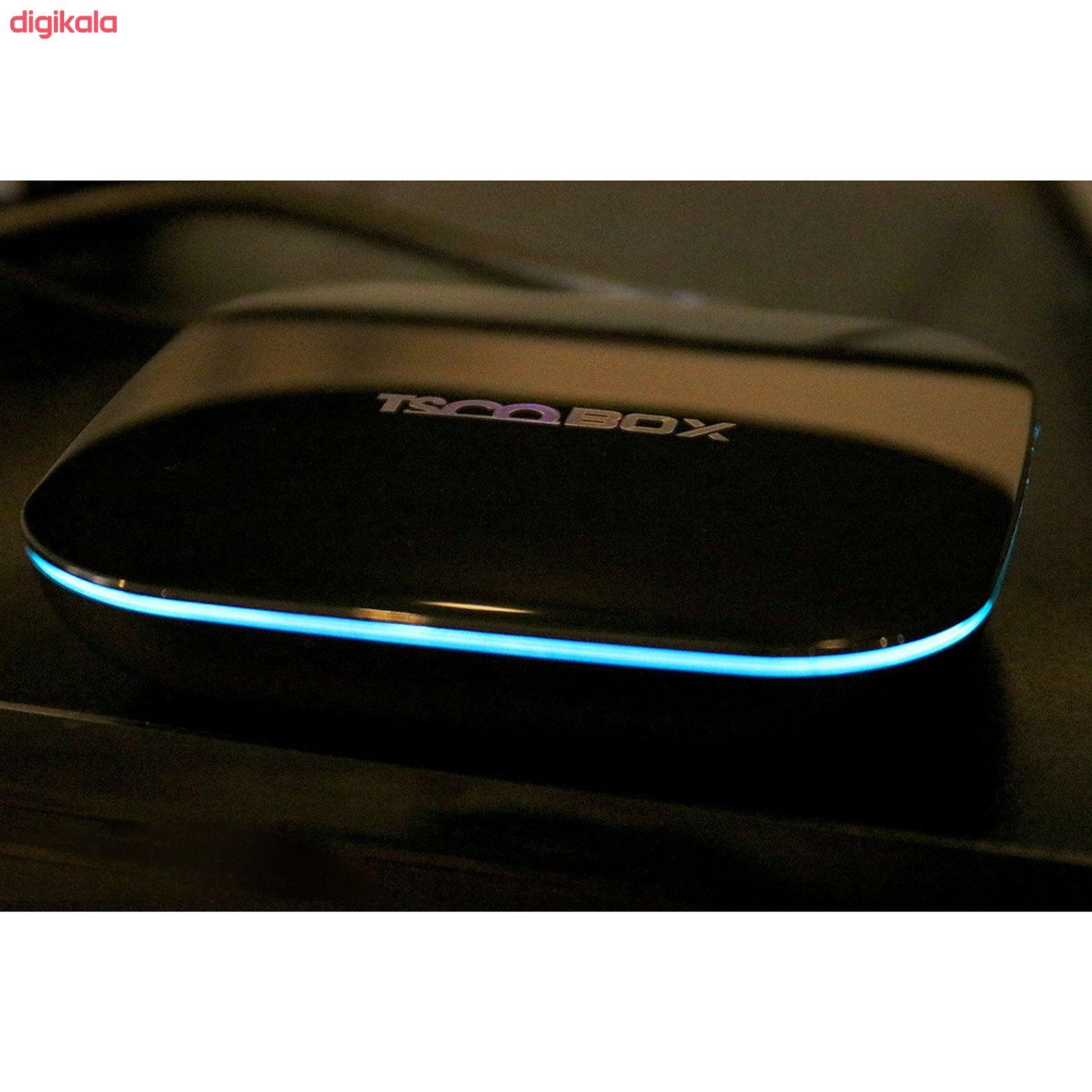 اندروید باکس تسکو مدل Tab 100 Plus به همراه اسپیکر بلوتوثی تسکو مدل TS 2337 main 1 14