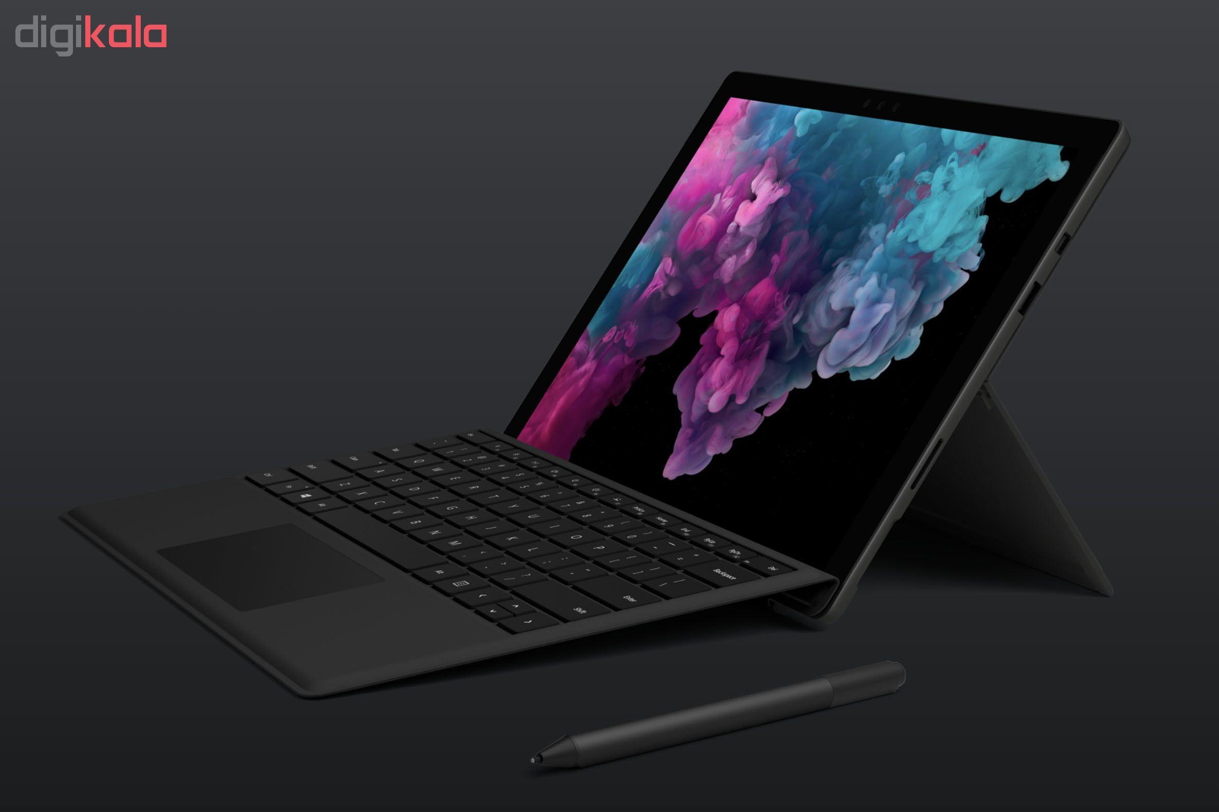 تبلت مایکروسافت مدل Surface Pro 6 - E main 1 8