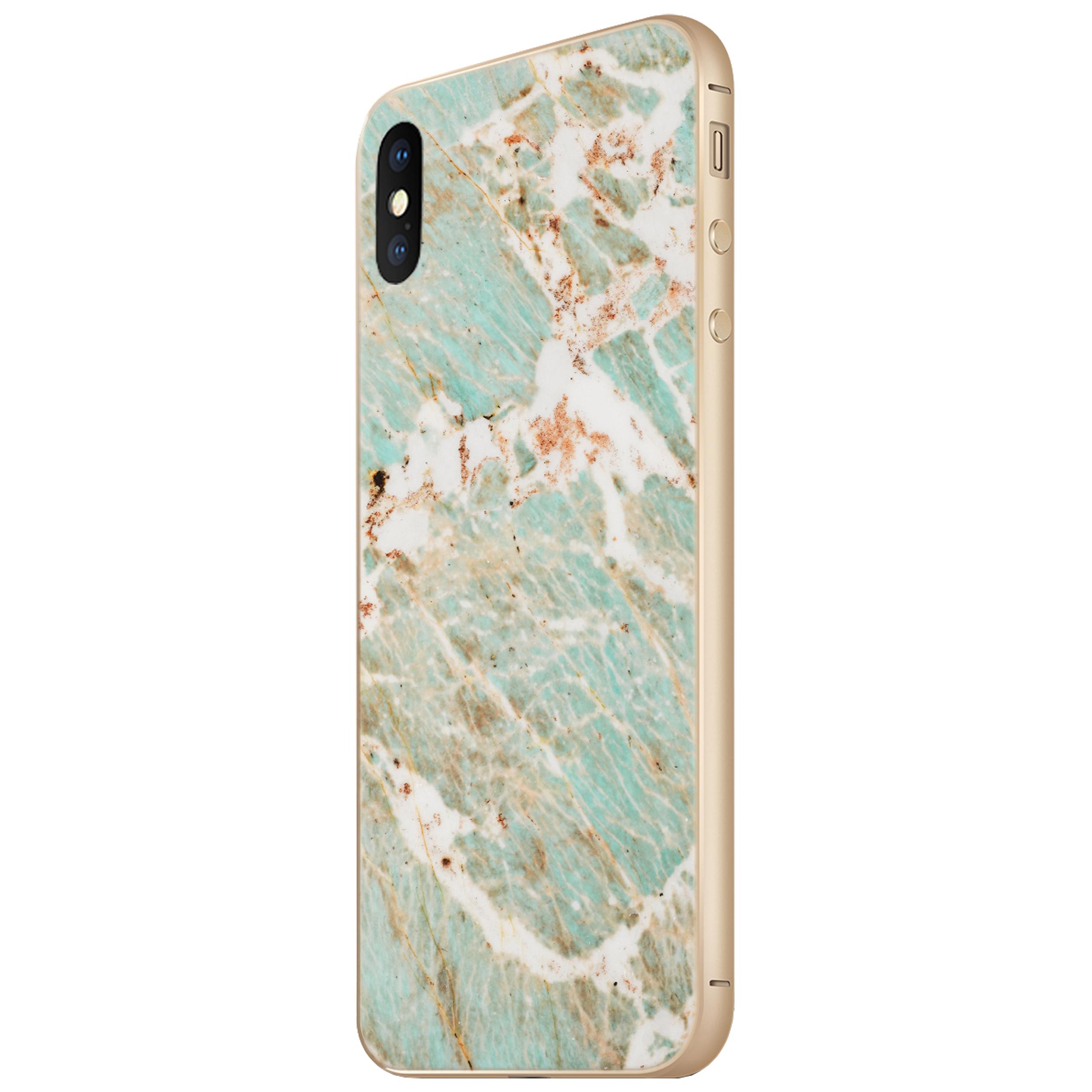 کاور راکسلین مدل Amazonite مناسب برای گوشی موبایل iPhone X/XS
