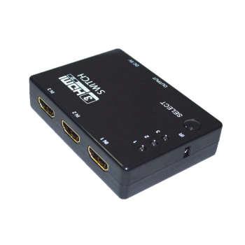 سوئیچ 1 به 3 HDMI مدل 3D-1080 |