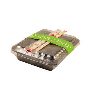 سوشی سبزیجات مزبار - رول 8عددی