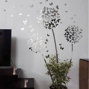آینه مدل مولتی استایل طرح گل قاصدک