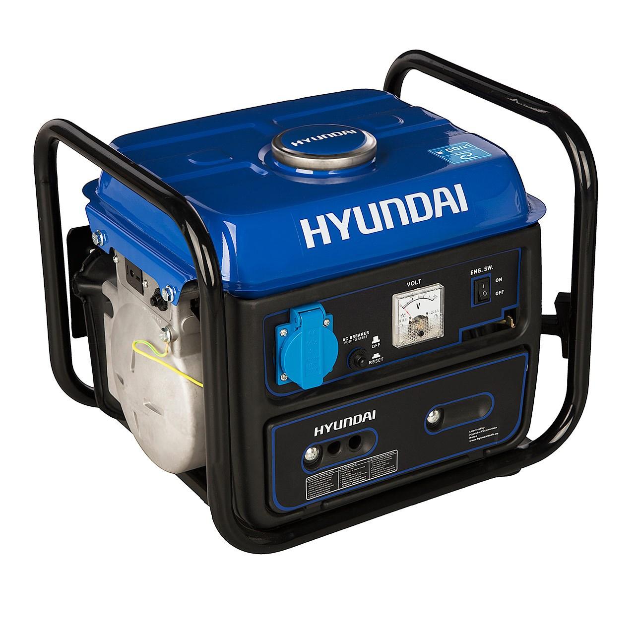 موتور برق 0.8 کیلو وات هیوندای مدل HG2010-PG | Hyundai HG2010-PG Electric Engine