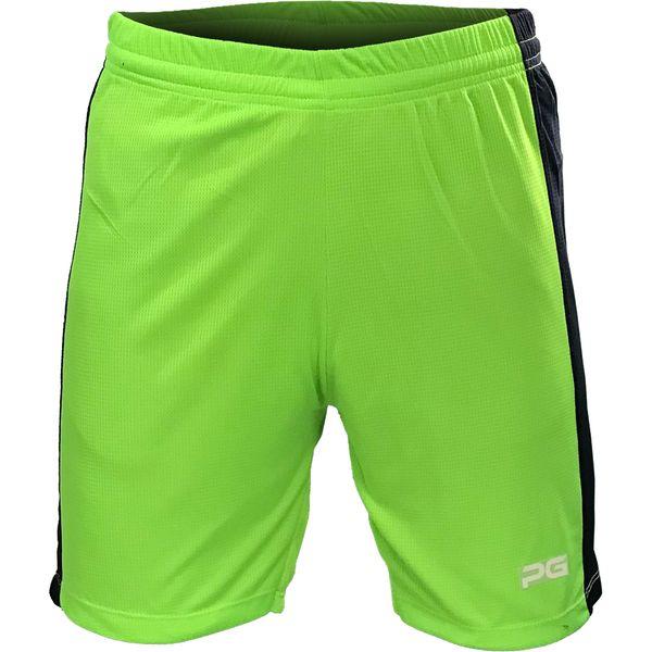 شورت ورزشی مردانه پرگان مدل افرا کد 001 رنگ سبز