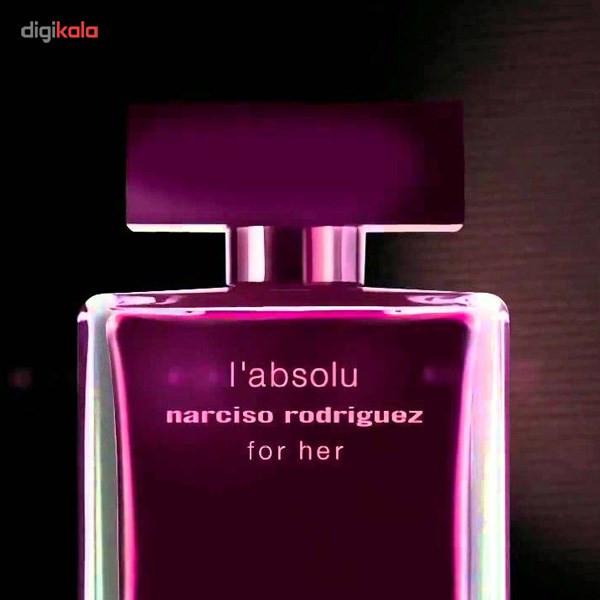 ادو پرفیوم زنانه نارسیسو رودریگز مدل For Her L'Absolu حجم 100 میلی لیتر