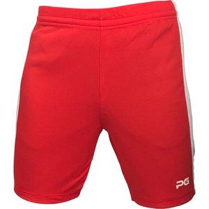 شورت ورزشی مردانه پرگان مدل افرا کد 007 رنگ قرمز