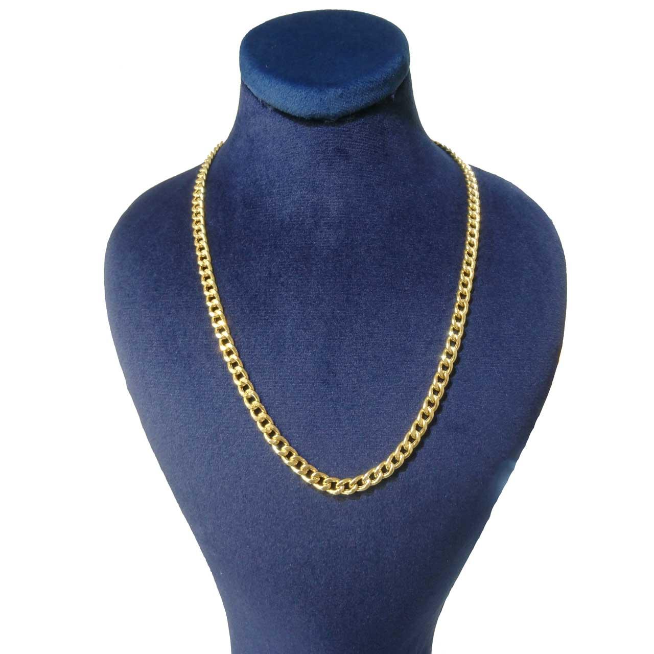 زنجیر طلا 18 عیار کانیار گالری مدل ZK