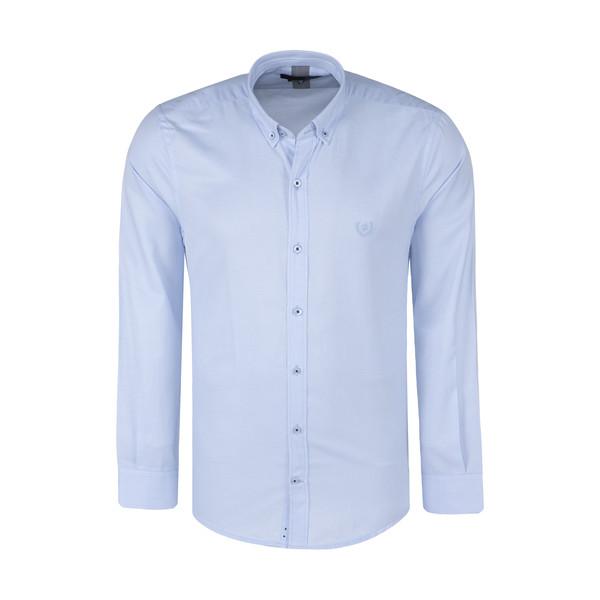 پیراهن آستین بلند مردانه پاتن جامه مدل 102821000109285