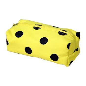 کیف لوازم آرایشی طرح توپک |
