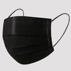 ماسک تنفسی دکتر کرست مدل DRc-Black50 بسته 50 عددی