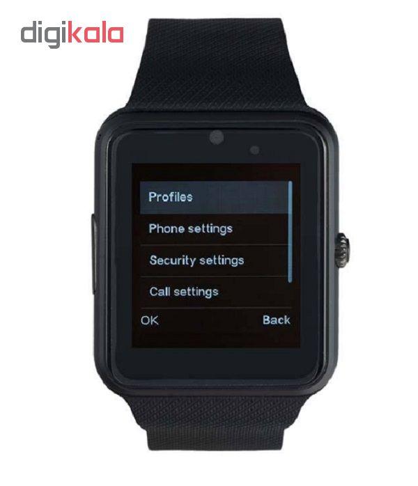 ساعت هوشمند مدل GT08 همراه باطری یدکی
