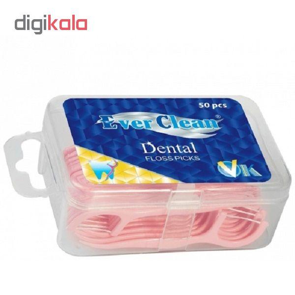 نخ دندان اورکلین مدل 01 بسته 50 عددی main 1 2