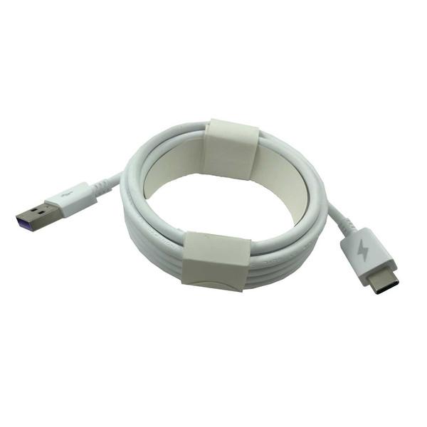 کابل تبدیل USB به USB-C ای دبلیو ام مدل FAST CHARGE به طول 2 متر