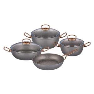 سرویس پخت و پز 7 پارچه نوا مدل GRIZAY PLUS