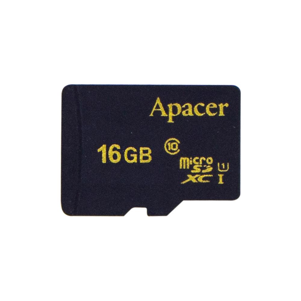 کارت حافظه microSDHC اپیسر مدل BULK کلاس 10 استاندارد UHS-I U1 سرعت 40MBps ظرفیت 16 گیگابایت