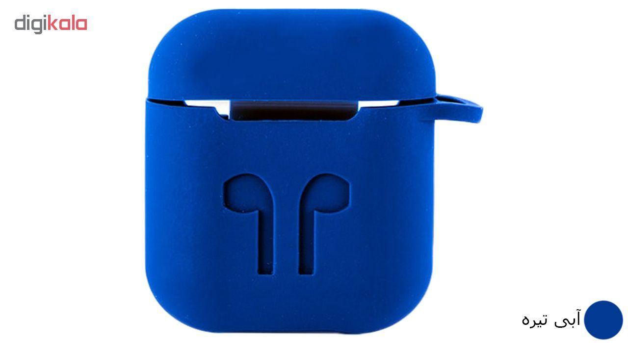 کاور محافظ سیلیکونی مدل A.JMEI مناسب برای کیس Apple AirPods main 1 12