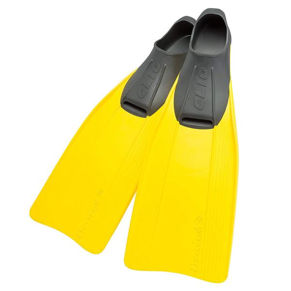 فین شنای کرسی مدل Clio Yellow سایز 37-38