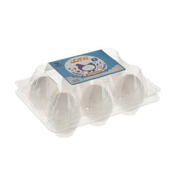 تخم مرغ جامبو تلاونگ بسته 6 عددی