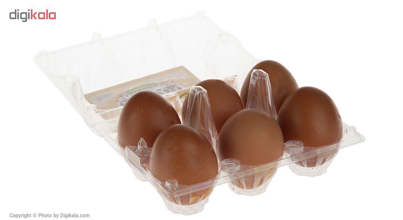 تخم مرغ رسمی تلاونگ بسته 6 عددی main 1 2