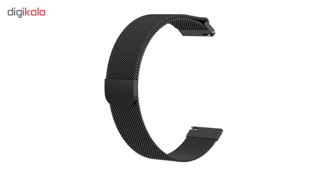بند ساعت هوشمند مدل Magnetic-S4 مناسب برای سامسونگ Galaxy Watch 46mm main 1 1