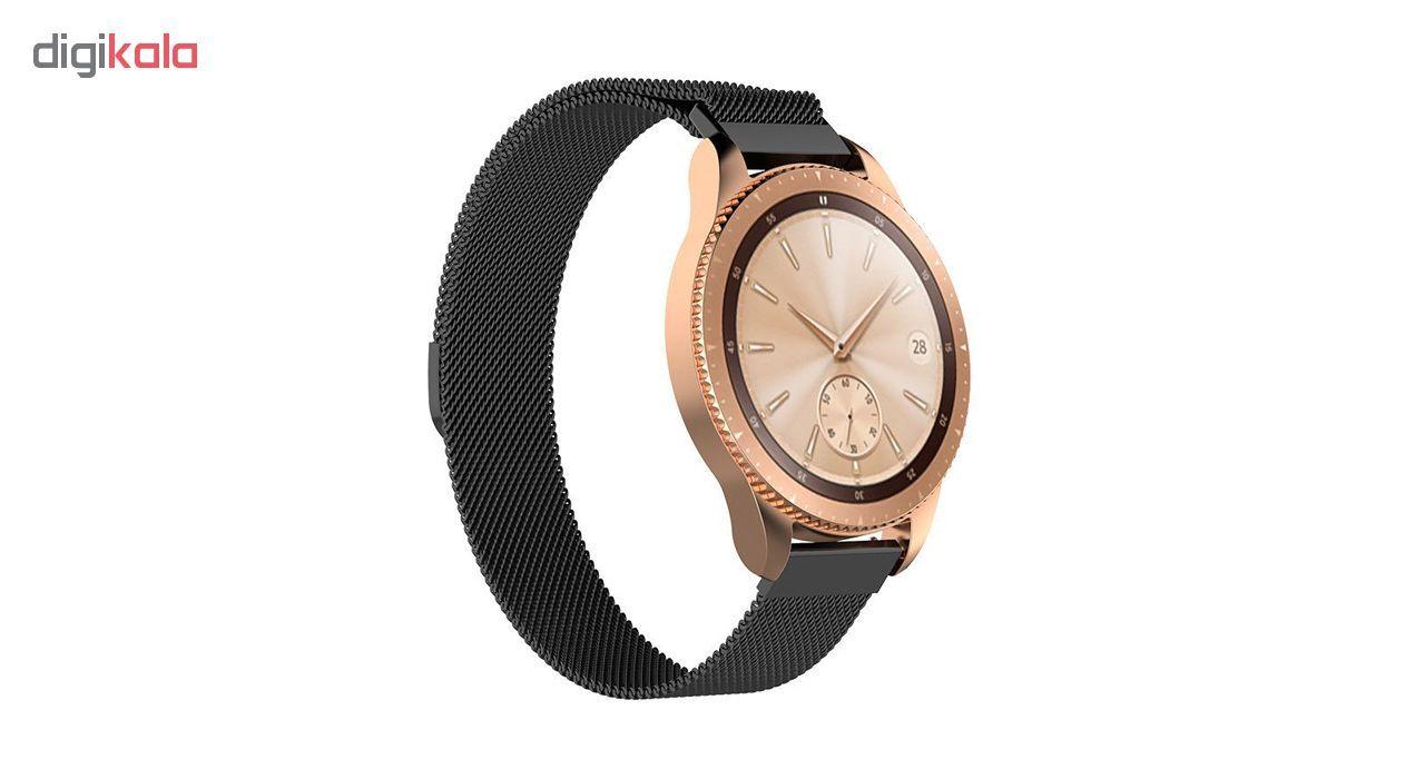 بند ساعت هوشمند مدل Magnetic-S4 مناسب برای سامسونگ Galaxy Watch 46mm main 1 2