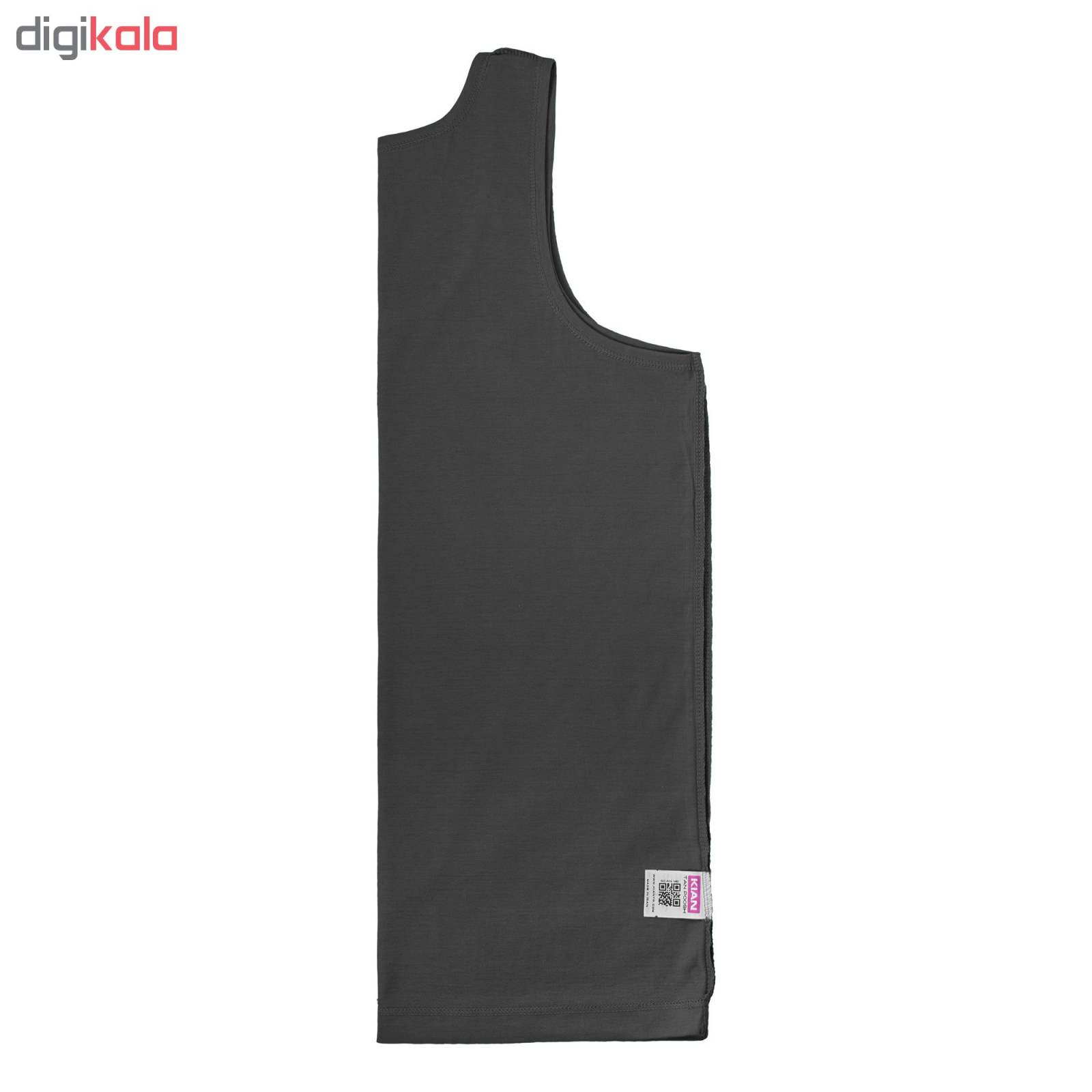 زیرپوش رکابی مردانه کیان تن پوش مدل A Shirt Classic LG main 1 2