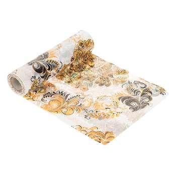سفره یکبار مصرف کاورلوکس کد C1000 رول 20 متری | Coverlux C1000 Disposable Tablecloth Roll of 20 m