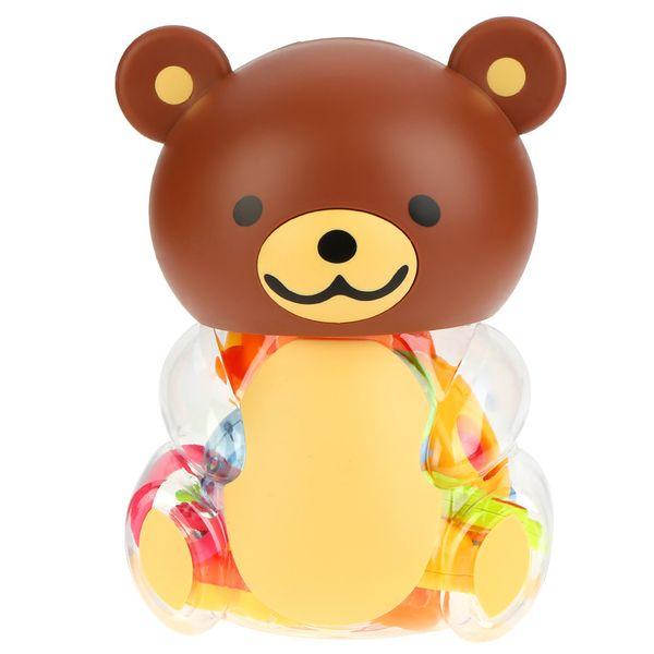 جغجغه طرح خرس مجموعه 9 عددی