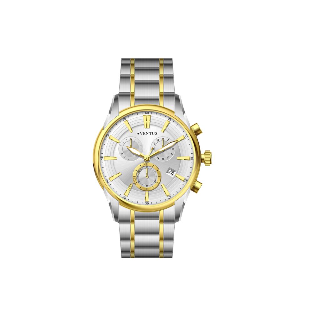 ساعت مچی عقربه ای مردانه اونتوس مدل 1352-5WH 33