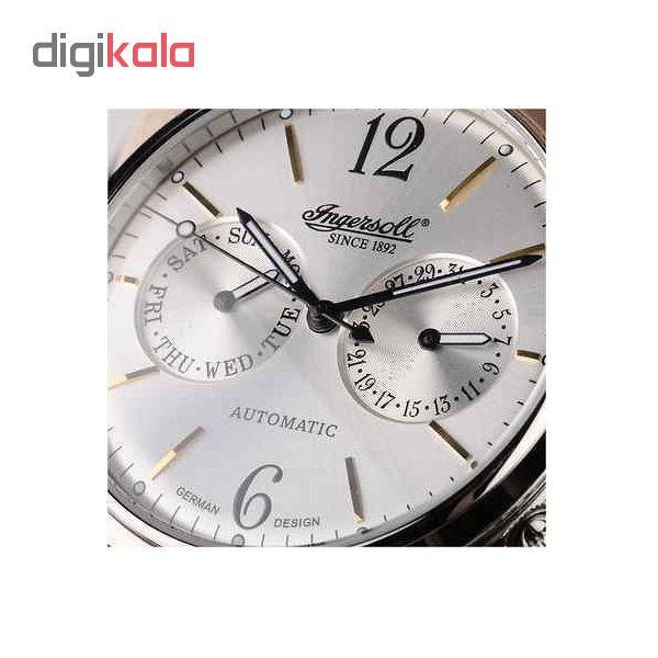 ساعت مچی عقربه ای مردانه اینگرسل مدل IN8009SL