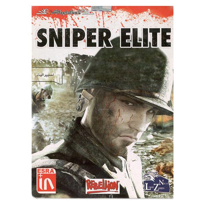 بازی Sniper Elite مخصوص پلی استیشن 2