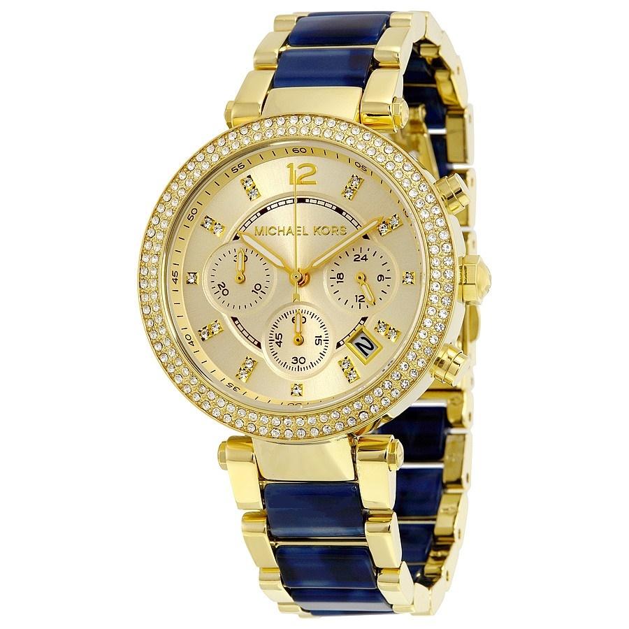 خرید ساعت مچی عقربه ای زنانه مایکل کورس مدل mk6238