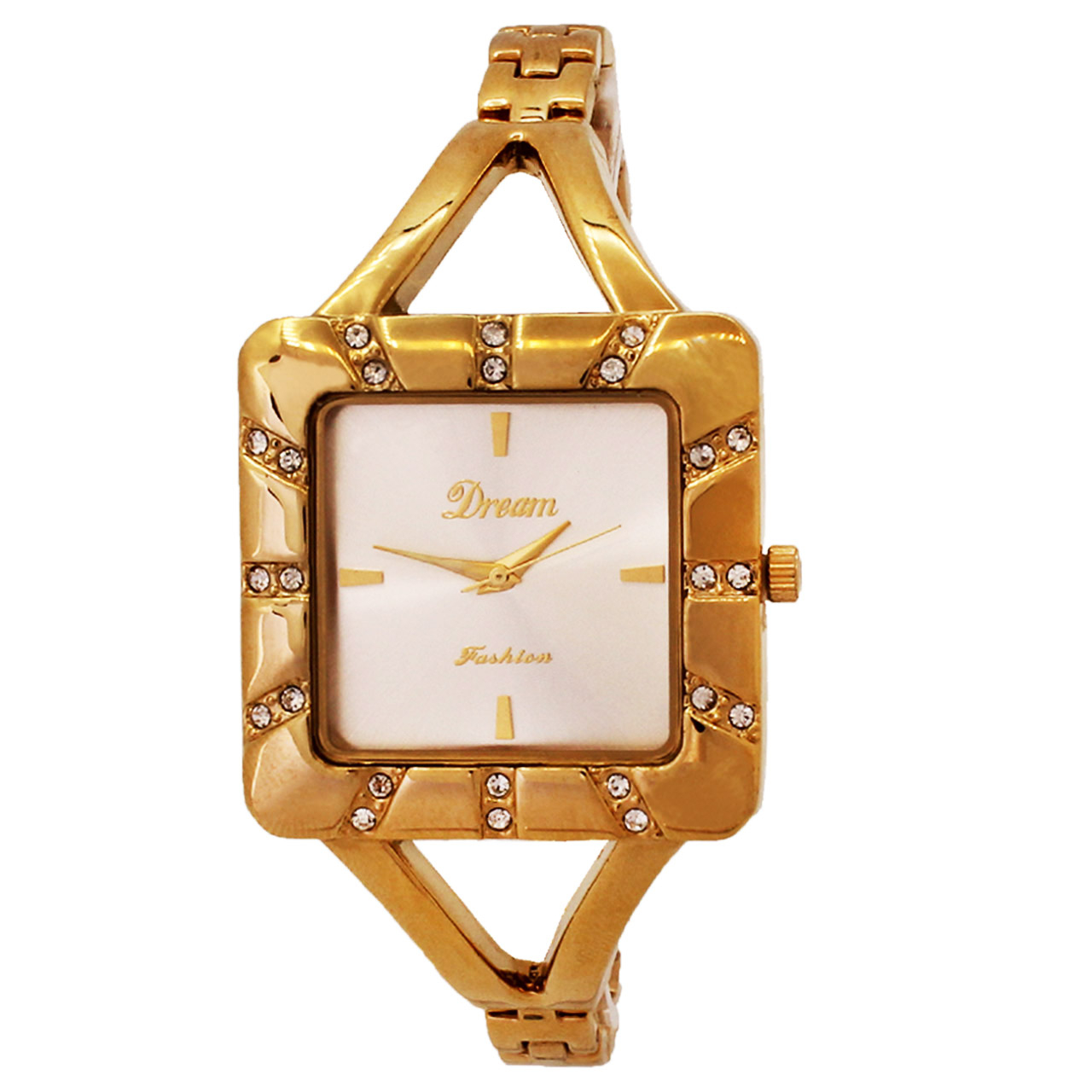 ساعت مچی عقربه ای زنانه دریم کد ZU-0024