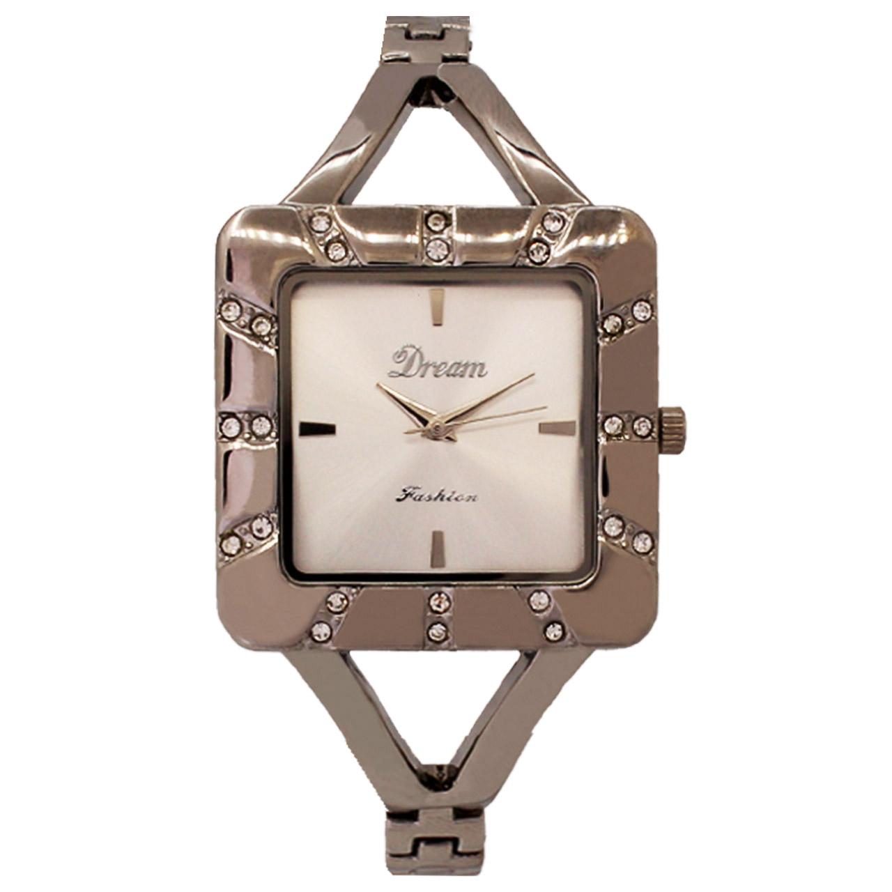 ساعت مچی عقربه ای زنانه دریم کد ZU-0028