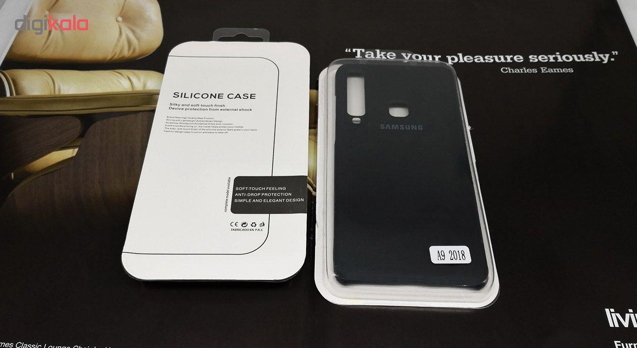 کاور سیلیکونی مدل Soft Touch Feeling مناسب برای گوشی موبایل سامسونگ Galaxy A9 2018 main 1 5