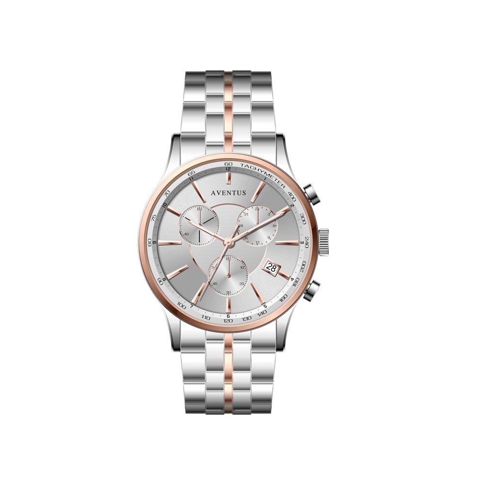 ساعت مچی عقربه ای مردانه اونتوس مدل 1348-6GWH