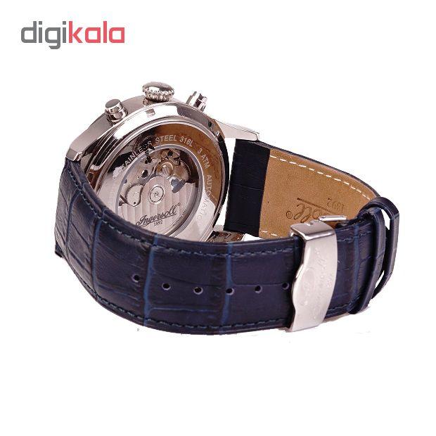 خرید ساعت مچی عقربه ای مردانه اینگرسل مدل IN1416BL