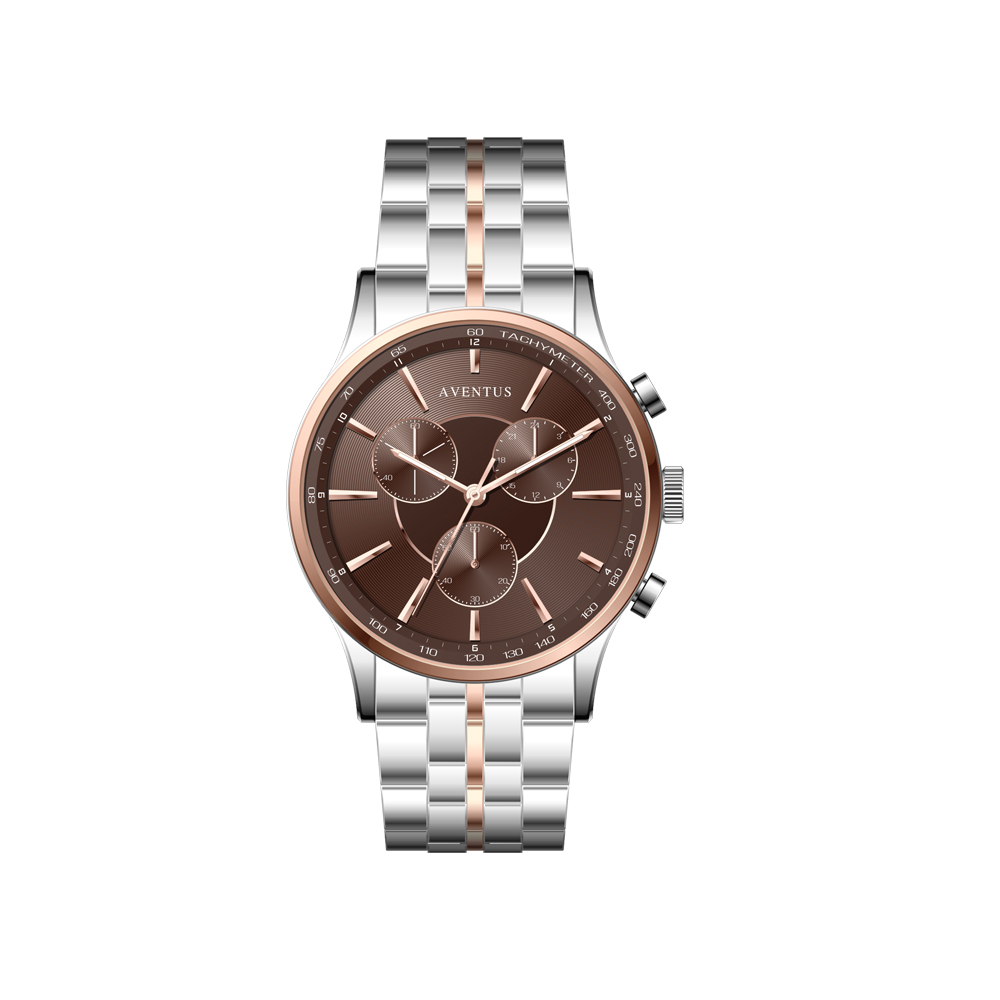 ساعت مچی عقربه ای مردانه اونتوس مدل 1348-6GBR