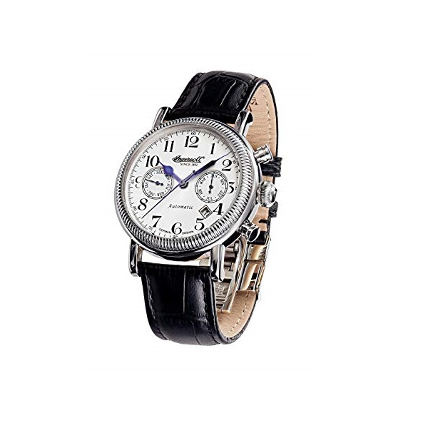 ساعت مچی عقربه ای مردانه اینگرل مدل IN1828WH 1