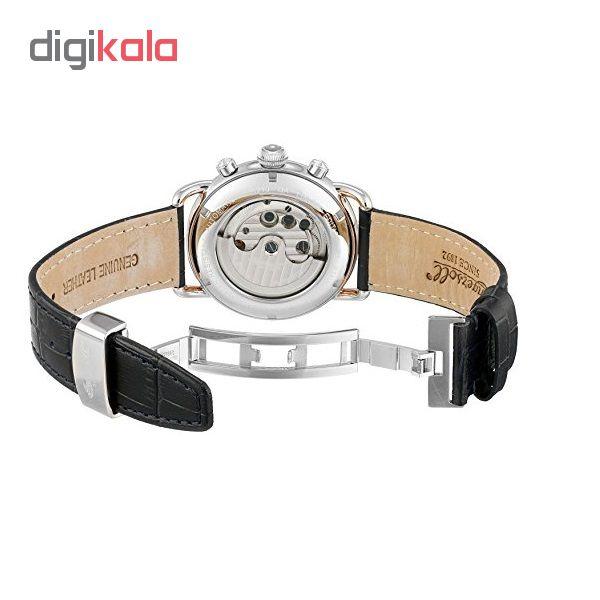 خرید ساعت مچی عقربه ای مردانه اینگرل مدل IN1828WH