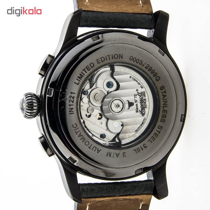 خرید ساعت مچی عقربه ای مردانه اینگرسل مدل IN1221GUGY