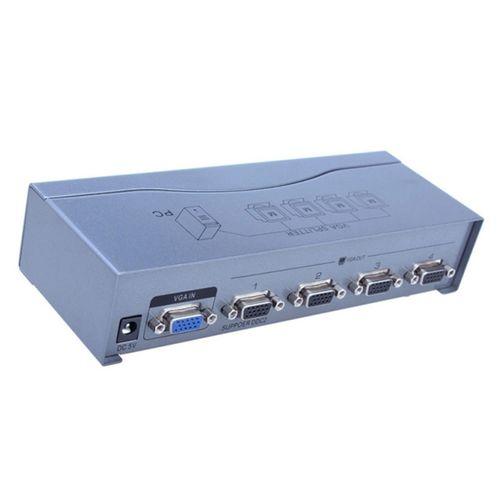 اسپلیتر VGA یک به چهار  پورت دیتک مدل DT-7504