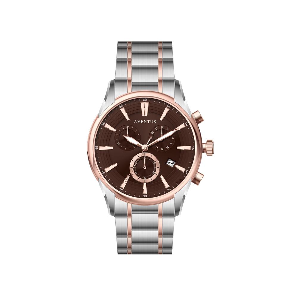 ساعت مچی عقربه ای مردانه اونتوس مدل 1352-6GBR