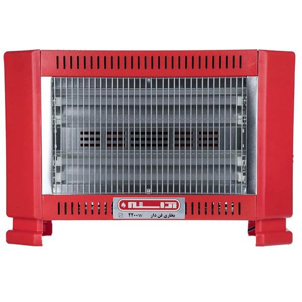 بخاری برقی فن دار آراسته مدل EFHA2200