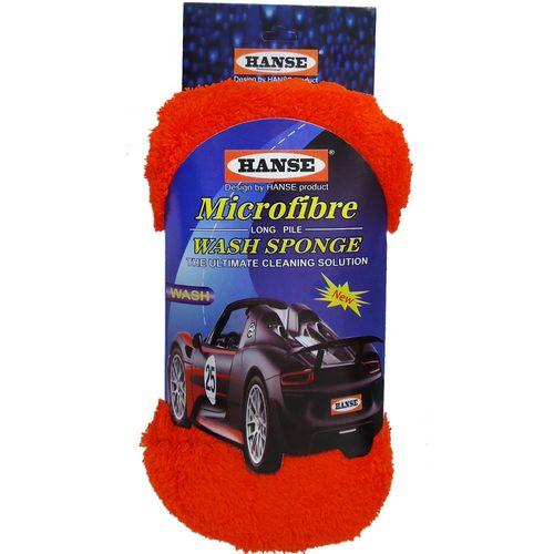 اسفنج شست و شوی خودرو هانس مدل میکروفایبر