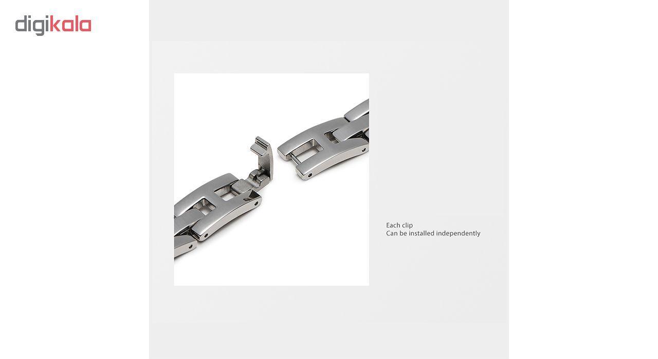بند کوتتسی اپل واچ  مدل W18  مناسب برای اپل واچ 42 میلی متری main 1 4