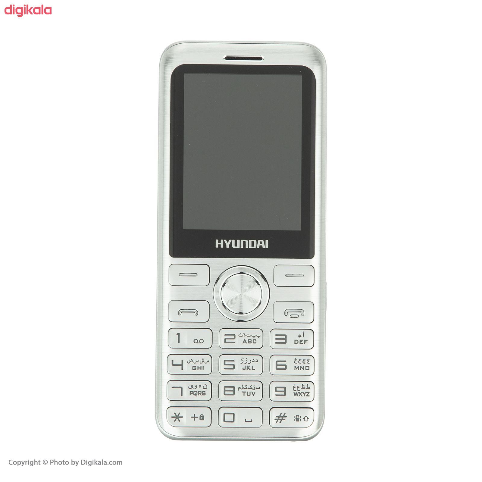 گوشی موبایل هیوندای مدل Seoul K3 دو سیم کارت main 1 1