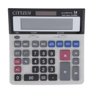 ماشین حساب سیتزیو مدل DJ-2140TV