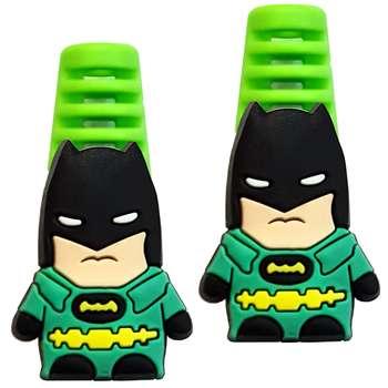 تصویر محافظ کابل مدل Batman Lego B02 بسته 2 عددی